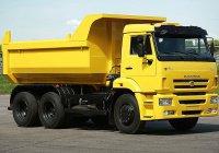 Татарстан поставит в Туркменистан 250 грузовиков КАМАЗ