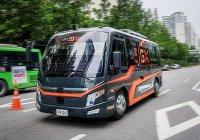 Беспилотные автомобили с 5G запустили в Сеуле