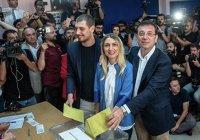 Кандидат от оппозиции одержал победу на повторных выборах мэра Стамбула