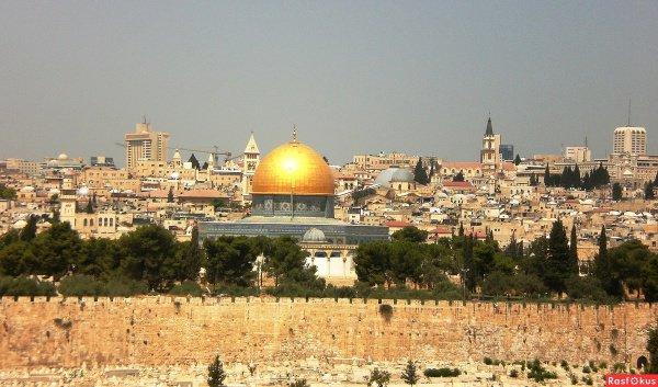 """Минздрав Израиля продолжает фиксировать случаи """"иерусалимского синдрома""""."""