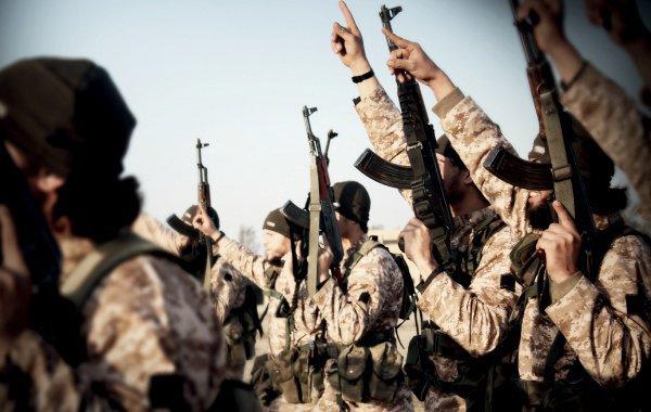 ИГИЛ в Пакистане и Индии (Фото: Dabiq/ТАСС)