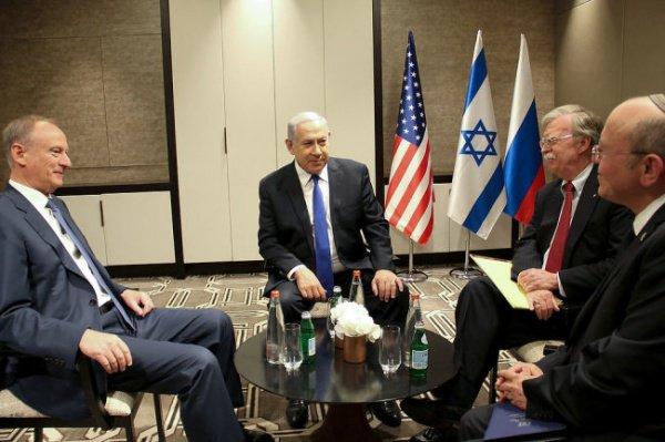 В Иерусалиме прошли переговоры России, США и Израиля по Сирии.