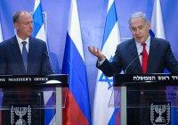 Нетаньяху: действия Израиля в Сирии будут безопасны для сил РФ
