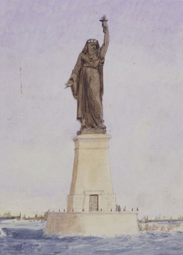 «Мусульманская» история Статуи Свободы