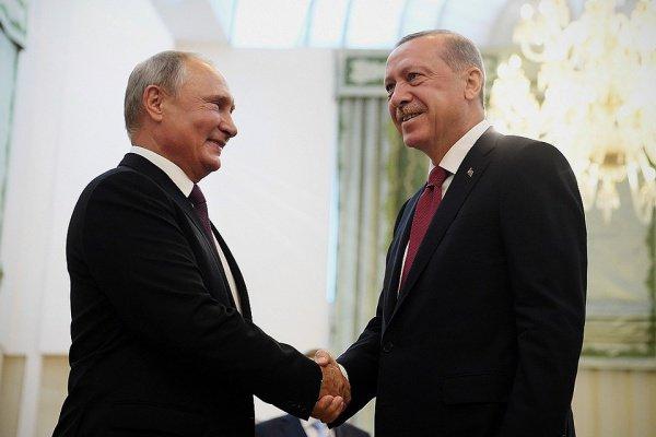 Арабский мир выразил симпатию Эрдогану и Путину.