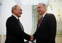 Путин и Эрдоган оказались самыми популярными политиками в арабском мире