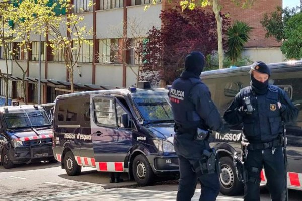 Полиция Никарагуа задержала предполагаемых террористов.
