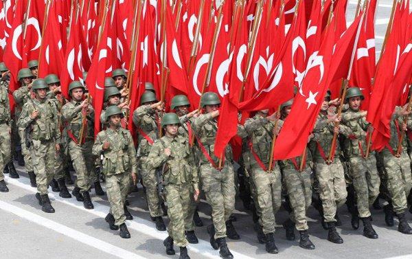 Срок воинской службы в Турции сократят до полугода.
