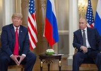 Песков: на встрече с Путиным Трамп может поднять тему «сделки века»