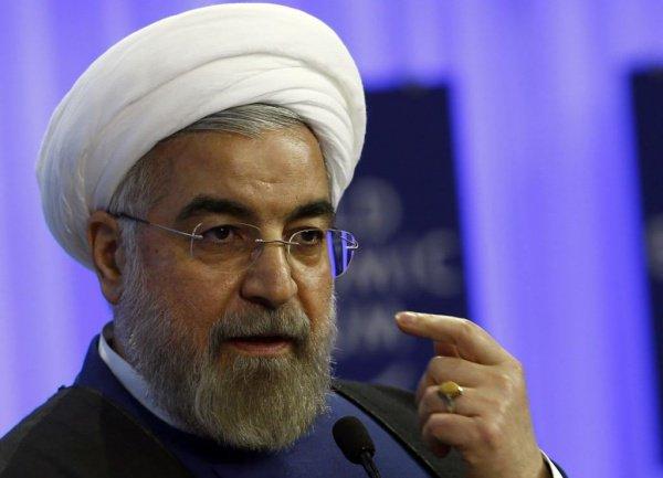 Хасан Роухани раскритиковал Белый дом за санкции.