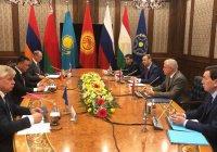 Совбезы ОДКБ подписали 8 совместных документов