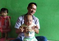 Пара из Индонезии назвала сына Google