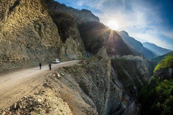 Аргунское ущелье (Фото: Чечен-Инфо)