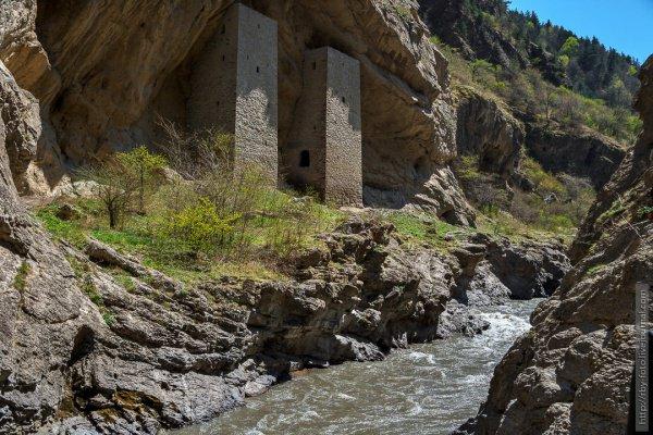 Аргунское ущелье (Фото: vesturism.ru)