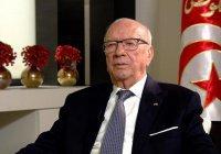 СМИ сообщили о смерти президента Туниса