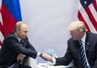 Путин и Трамп будут беседовать в течение часа