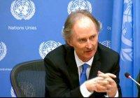 Россию посетит спецпосланник генсека ООН по Сирии