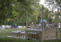 Россиянам покажут миниатюрную копию мечети «Сердце Чечни»