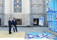 Строительство Центра исламской цивилизации продолжается в Узбекистане