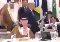 Трамп разыграл саудовского кронпринца (Видео)