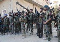 Сирийские племена создают ополчение для помощи войскам Асада