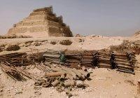 Необычные мумии нашли возле древнейшей пирамиды Египта