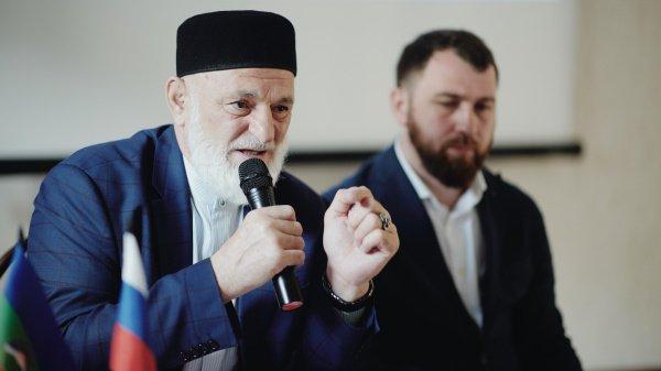 Муфтий Северной Осетии-Алания Хаджимурат Гацалов