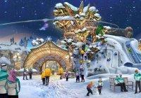 Крупнейший в мире зимний парк откроется в ОАЭ