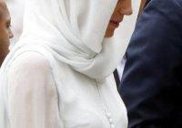 Кейт Миддлтон наденет хиджаб ради мусульман