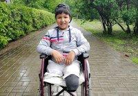 Трагическая история Озодбека, который мечтает ходить. Как помочь?
