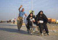 В Сирию за сутки вернулись свыше 1,7 тыс. беженцев