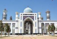 Заканчивается строительство крупнейшей мечети Центральной Азии