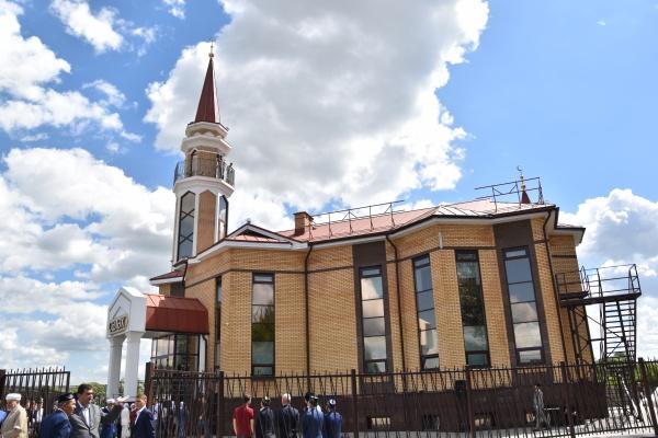 """Открытие мечети""""Салях"""" в Казани"""