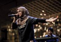 Рэпер в хиджабе из Малайзии мечтает о мировой карьере