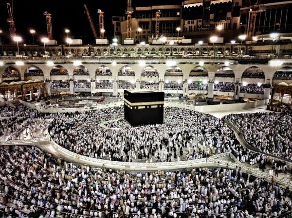 Основные обряды Хаджа