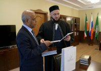 Муфтий Татарстана принял посла Бангладеш в России