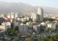 В Иране грузовик врезался в стену посольства России
