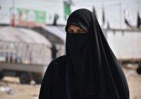 Никаб запретили в государственных учреждениях Туниса
