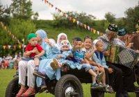 В селе Бурбаш состоится XII Республиканский детский мусульманский Сабантуй