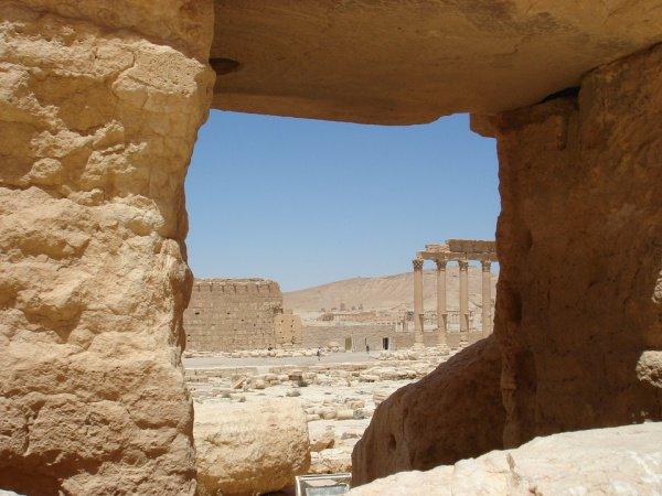 Цель фильма в том, чтобы показать все случившееся с археологическими объектами Пальмиры из-за нападений террористов (Фото: Iyad Al Ghafari/Pixabay)