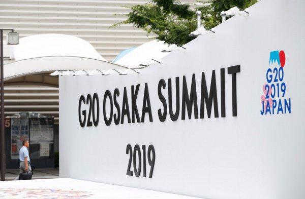 Итоги саммита G20 в Осаке (Wang Jingqiang/ТАСС)