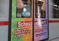 «Ароматные» поезда появились в метро Вены