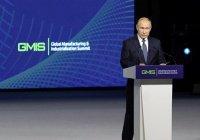 Путин: температура в России растет в 2,5 раза быстрее, чем в целом на планете