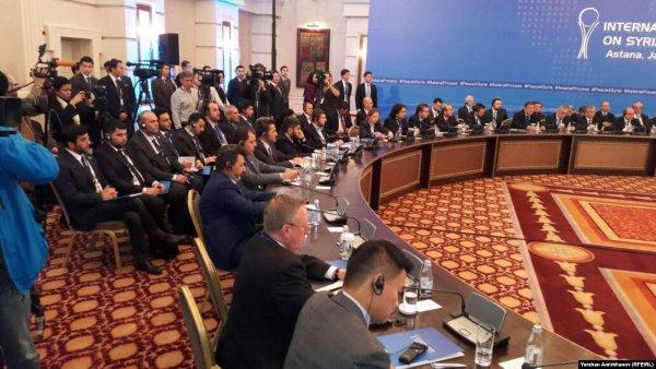 Очередные переговоры по Сирии состоятся в начале августа.
