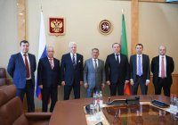 Минниханов: Татарстан активно развивает международные связи
