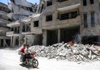 В Сирии сняли первый с начала войны фильм