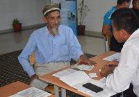 78-летний житель Узбекистана подал документы в университет
