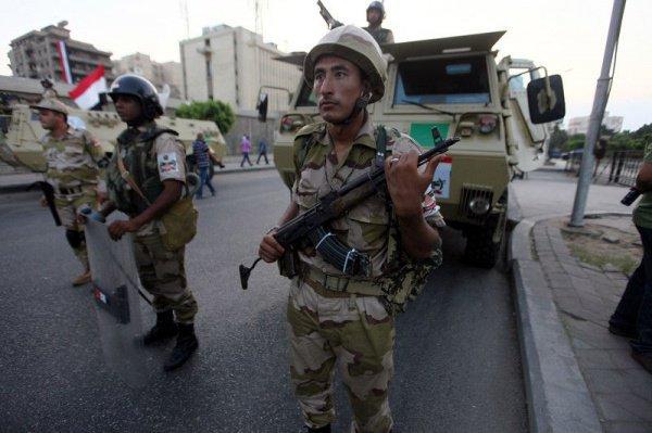 Режим ЧП действует в Египте на протяжении двух лет.