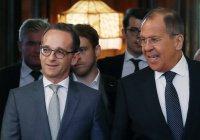 Главы МИД России и Германии обсудят Ближний Восток