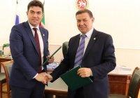 Болгарская исламская академия и Академия наук РТ договорились о сотрудничестве